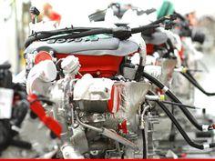 Casi listo para hacerte sentir el ritmo. #Ferrari #Maranello