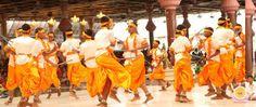 Dance forms of India- kolattam dance