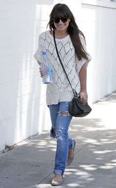Lea Michele from The Big Picture: Todays Hot Pics! | E! Online