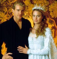 The Princess Bride (1987) - Cary Elwes & Robin Wright