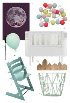 Baby room #2 {wishlist}