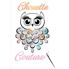 Je vous propose une réduction ! Etsy, Couture, Art Crafts, Owls, Accessories, High Fashion