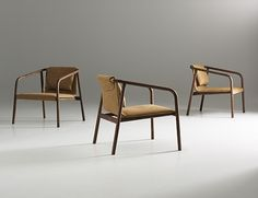 Oslo Chair for Bernhardt Design by Angell Wyller Aarseth - www. awaa.no