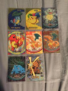 Pokemon TV animation edition cards