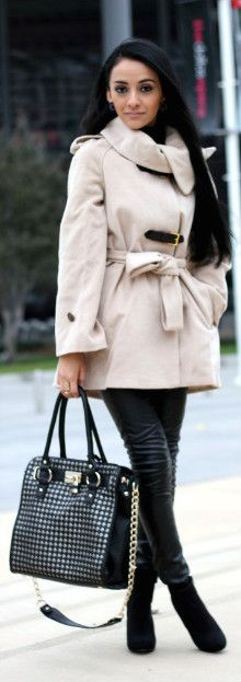 The Camel Coat.