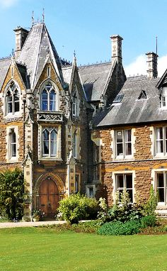 Uppingham Boarding School. I have always dreamed about my parents letting me go to a boarding school in England...