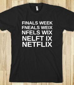 NETFLIX BLACK