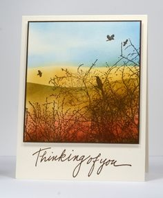 Autumn Sky by Heather Telford, via Flickr
