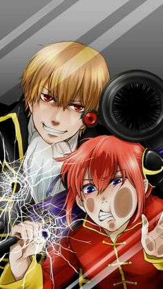 Gintama | ♤ Anime ♤ #anime trapped behind glass