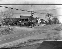 Poplar Level Rd. & Trevilian Way Louisville Kentucky 1940's