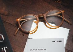Oliver Peoples O'Malley, The glasses worn by Patrick Bateman in American Psycho.