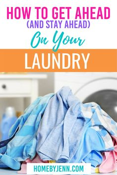 Learn laundry tips that will allow you to do laundry and know what you're doing. Learn to read the laundry symbols and more. #laundry #laundrytips #laundryhacks #howtodolaundry #laundrysymbols via @homebyjenn Laundry Schedule, Doing Laundry, Laundry Hacks, Cleaning Hacks, Cleaning Routines, Daily Routines, Laundry Symbols, Organizing Your Home, Learn To Read
