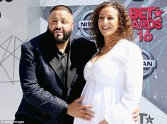QueenFunto: DJ Khaled and Fiance Welcome Their Newly Born Baby...