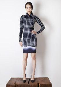 ACAPULCO DRESS · UP & RISING - available at www.upandrising.com #dress #sporty #blackdress