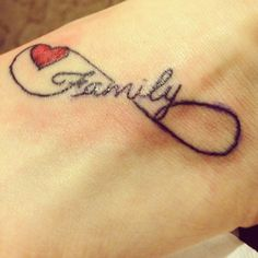 Family infinity. ..but by someone who can do better line work.
