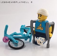 Take care of yourselves guys! Safety is very imprtotant.  #lego #legos #legocms #legoseries #legoseries15 #minifigs #minifigures #cms #cms15 #safety #accident #bike #bicycle #legostagram #instalego #legophotography #toy #toyphotography #legominifigs #legominifigures #legomeansplaywell #legoafol #afol by legomeansplaywell