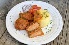 Wiener Schnitzel, Tandoori Chicken, Salmon Burgers, Goodies, Vegetarian, Ethnic Recipes, Jan 11, Food, World