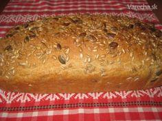 Celozrnný tekvicový chlebík (fotorecept) - recept | Varecha.sk