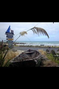 Kaka point, New Zealand