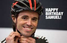 BMC Racing Team @BMCProTeam He may not be on Twitter, but you can still wish Samuel Sánchez a happy birthday with a RT! pic.twitter.com/G57sR5BLBw