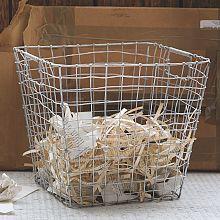 Storage Baskets, Storage Hampers & Modern Storage Baskets | West Elm