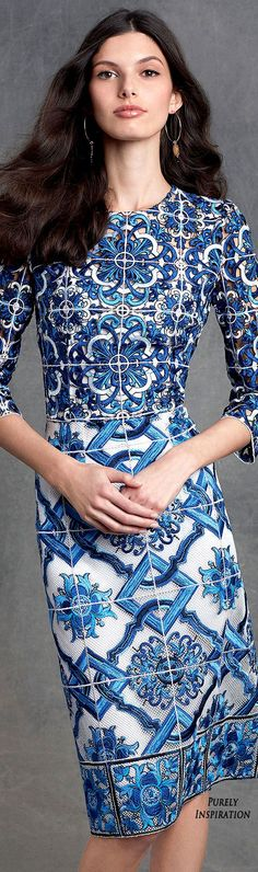 Dolce&Gabbana Winter 2016 Collection Women's Fashion RTW | Purely Inspiration