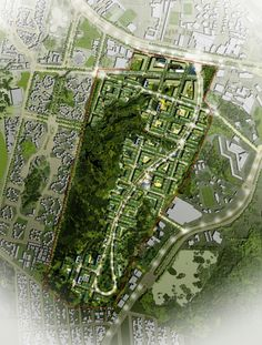 ARQUITECTO EN DISEÑO URBANO: Es la persona encargada en diseñar la traza de las ciudades.