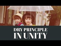 - Clean Code with the DRY Principle I Am Game, Unity, Coding, Cleaning, Group, Youtube, Home Cleaning, Youtubers, Programming