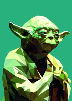 Star Wars Low Poly