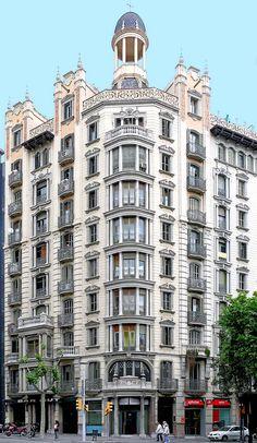 Barcelona - Diagonal 438 a | Flickr - Photo Sharing!