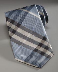 Burberry Ties, Burberry Mens Shirts & Dress Shirts   Neiman Marcus