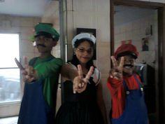 Mario and Luigi ^-^v
