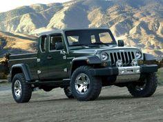 Jeep Gladiator 2013