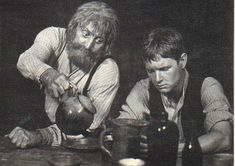 Kirk Douglas & Tom Burlinson ... Kirk Douglas was fabulous in this movie :)