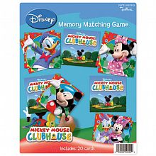 Memory Game - Mickey Mouse Clubhouse Edition $5