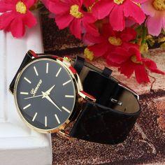 Quartz Analog Wristwatch