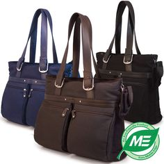 Laptop Totes for women that are simply stylish by @MobileEdge http://www.mobileedge.com/eco-friendly-laptop-casual-tote-fall.html