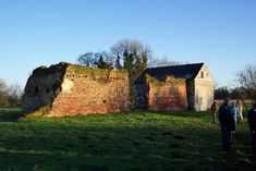 Woking Palace, near Old Woking. Remains of the palace that was the home of Lady Margaret Beaufort, mother of King Henry VII. He and his son, Henry VIII, were frequent visitors and extended the buildings.