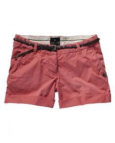 So cute, pink summer shorts
