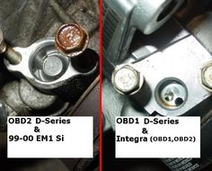 FAQ: Retaining Power Steering in EK with B series Swap - Honda-Tech