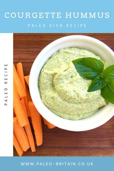 Courgette Hummus  #Paleo #food #recipe #keto #diet #CourgetteHummus