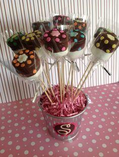 Marshamallow pops