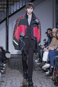 Cmmn Swdn Men's Fall 2018 [ PHOTOS ] – WWD