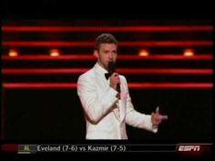 2008 ESPYs - Justin Timberlake Opening Monologue - YouTube