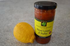 """Get some """"Wow"""" for your money when you check out #NapaValley #MeyerLemon & #Shallot #CocktailSauce !  Available at Wine Country Kitchens: http://WineCountryKitchens.com  * Subscribe to Cooking With Kimberly: http://cookingwithkimberly.com @CookingWithKimE #cwk"""