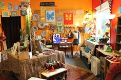#reinspirationstore #giftsatlanta #gifts #recycled  a little peak inside the store!!!