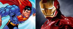 Ironman vs Superman fight- who will win?