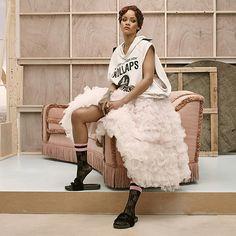 Rihanna Stance Socks Collection Spring 2016
