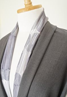 Wool - poly suiting from clothspot