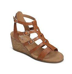 Aerosoles® Sparkle Wedge Sandals